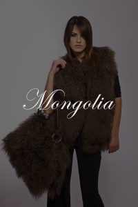 Pellicce Mongolia - SHERì Hand Made in Italy - Fur Fashion