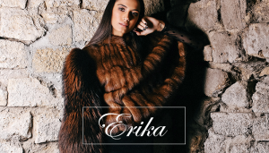Pellicce Hand Made in Italy - Fur Fashion - Collezione Erika