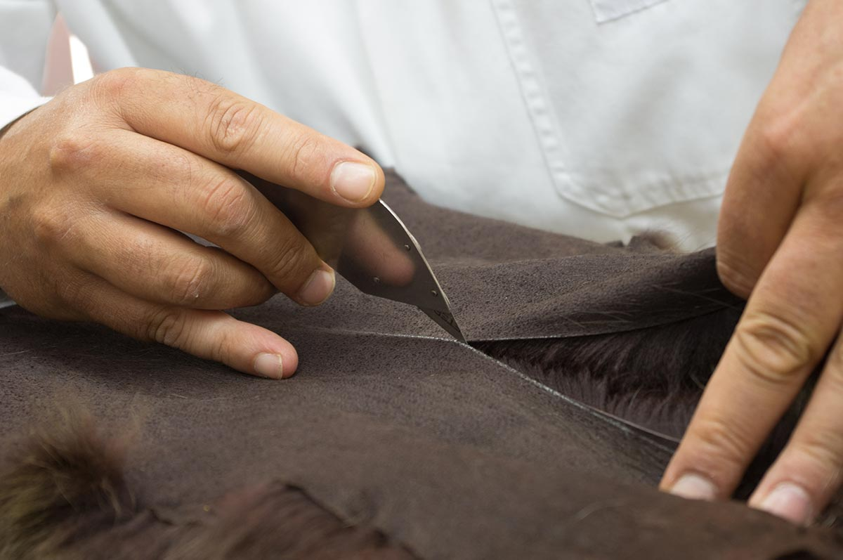 Image result for fur cutting