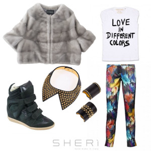 Outfit Bianca
