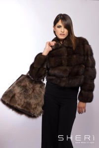 Lory - sable coat - Code: 5000