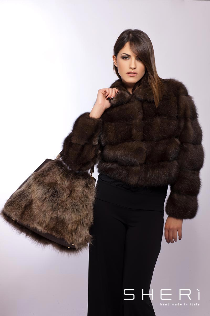 7f736fbbed Verena - SHERì Pellicce Hand Made in Italy - Fur Fashion