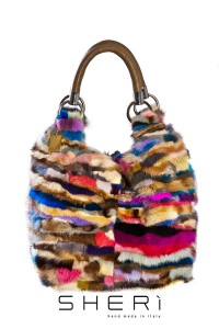 1033 - Mink bag multicolor - Code: 507