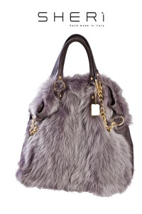 1142 - Grey fox bag - Code: 508