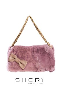 1204 - Pink rex rabbit bag - Code: 515