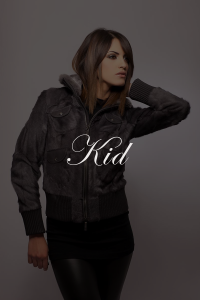 Pellicce Kid - SHERì Hand Made in Italy - Fur Fashion
