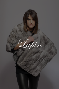 Pellicce Lapin - SHERì Hand Made in Italy - Fur Fashion