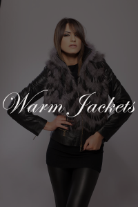 Fur Warm Jackets