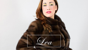 Pellicce Hand Made in Italy - Fur Fashion - Collezione Lea