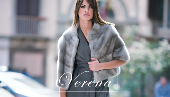 SHERì Pellicce Hand Made in Italy - Fur Fashion - Collezione Verena