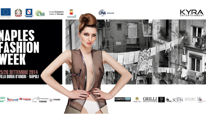 Napoli Fashion Week 2014