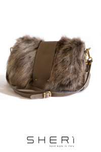 Postina - brown Fox bag - Jolie Collection