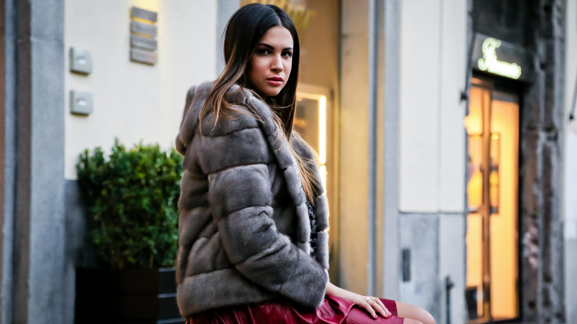 hot sale online f0f09 79159 SHERì Pellicce Hand Made in Italy - Fur Fashion