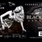Invito evento Blak Diamonds con SHERì e Arte&Fashion Roma