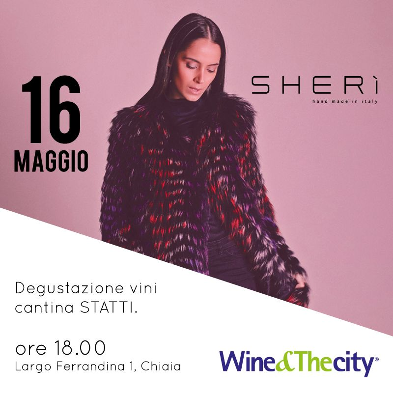 Wine & The City - SHERì